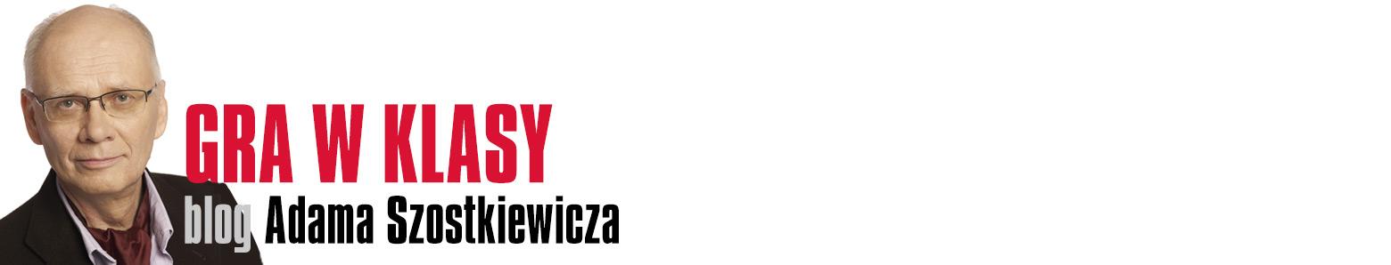 Gra w klasy - Blog Adama Szostkiewicza
